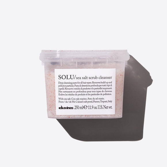 Solu Sea Salt Scrub 250ml