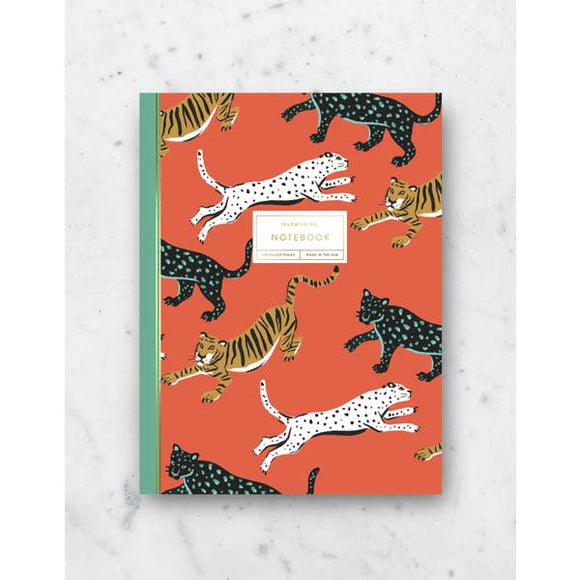 Wild Cat Notebook