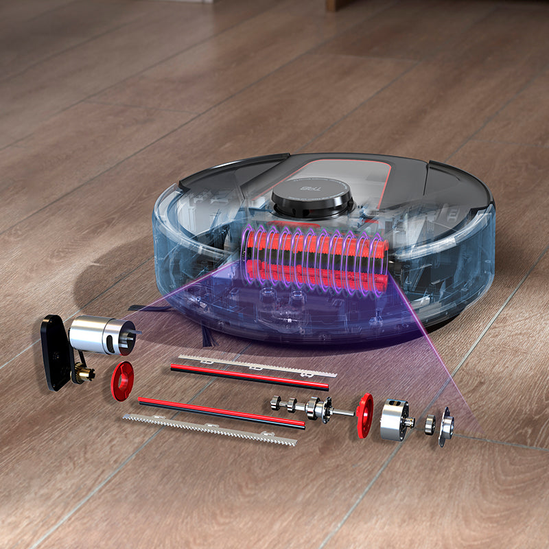 Tabot: The Best Tangle Free Robot Mop & Vacuum