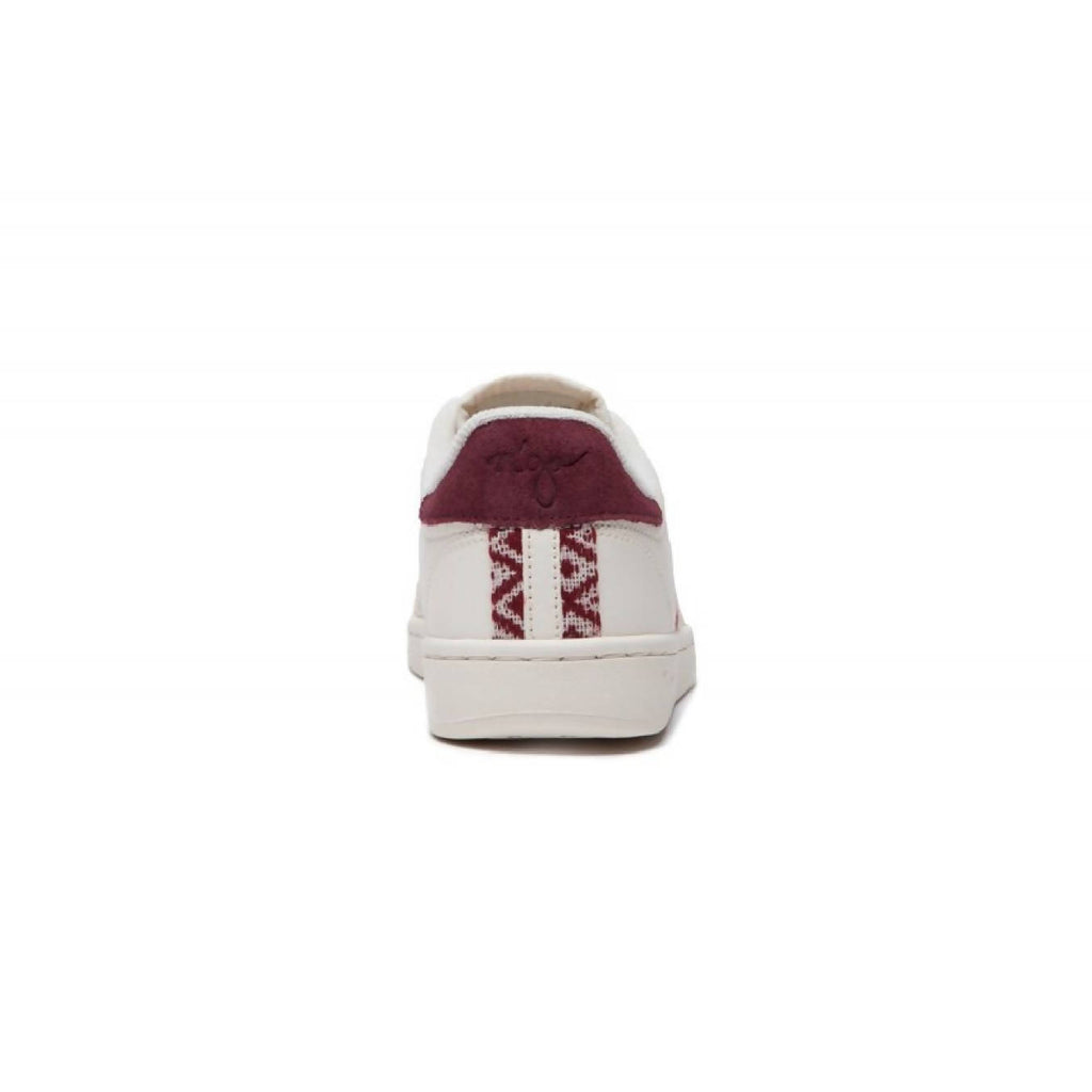 Saigon Sneaker Da Lat Red Burgundy