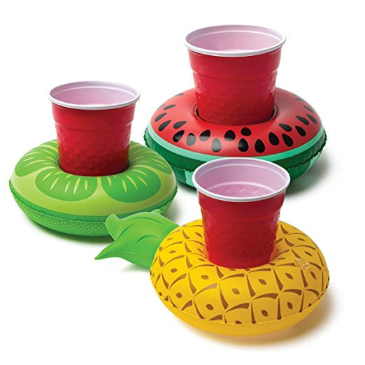 Pool Party Floating Drink Holders