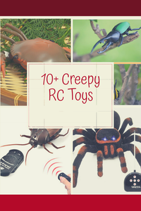 Creepy Remote Control Toys