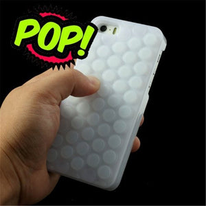 Bubble Wrap Decompression iphone cases