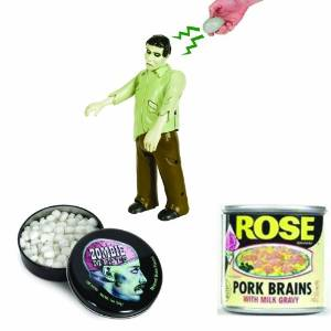 accoutrements remote control zombie feeding kit