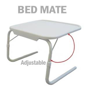 bed mate bed table