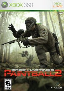 hastings paintball game xbox360