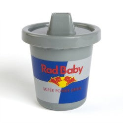 Red bull baby Sippy cup