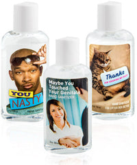 maybe you touched your genitals hand sanitizer and other nasty from vat19.