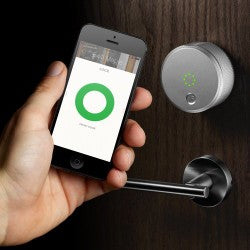 smartphone-home-entry-lock