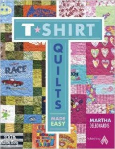 t-shirt quilts made easy paperback