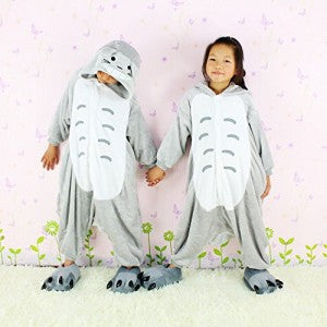 totoro pajamas for kids