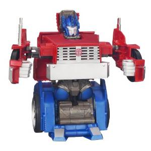 transformers optimus prime remote control robot toy