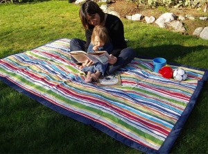 tuffo waterproof picnic blanket