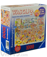 wasgij reverse puzzles