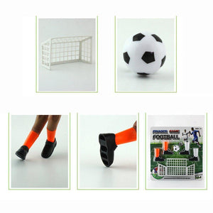 Finger Soccer Balls and Gear to Play Anywhere