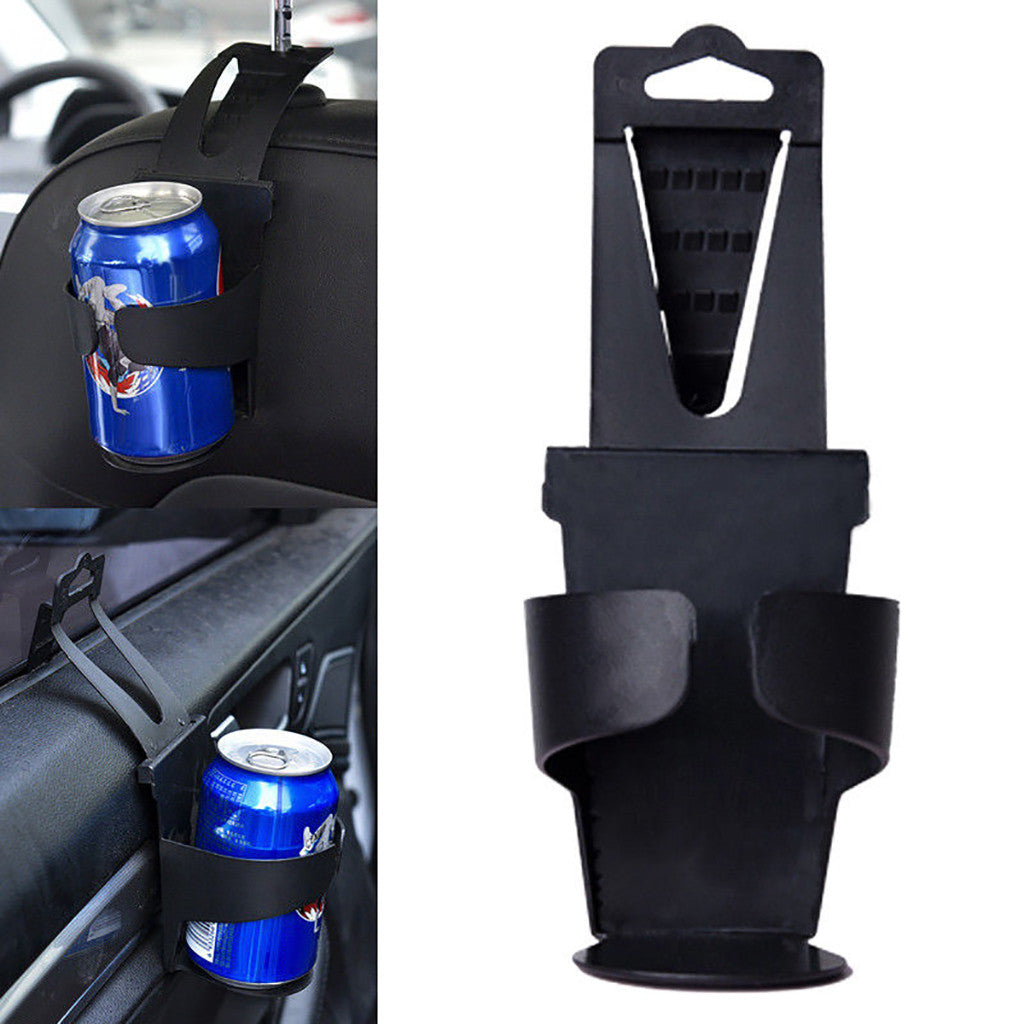 "Universal ""Stick it Anywhere"" Style Cup Holder"
