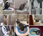 Load image into Gallery viewer, Cat Toilet Trainer System