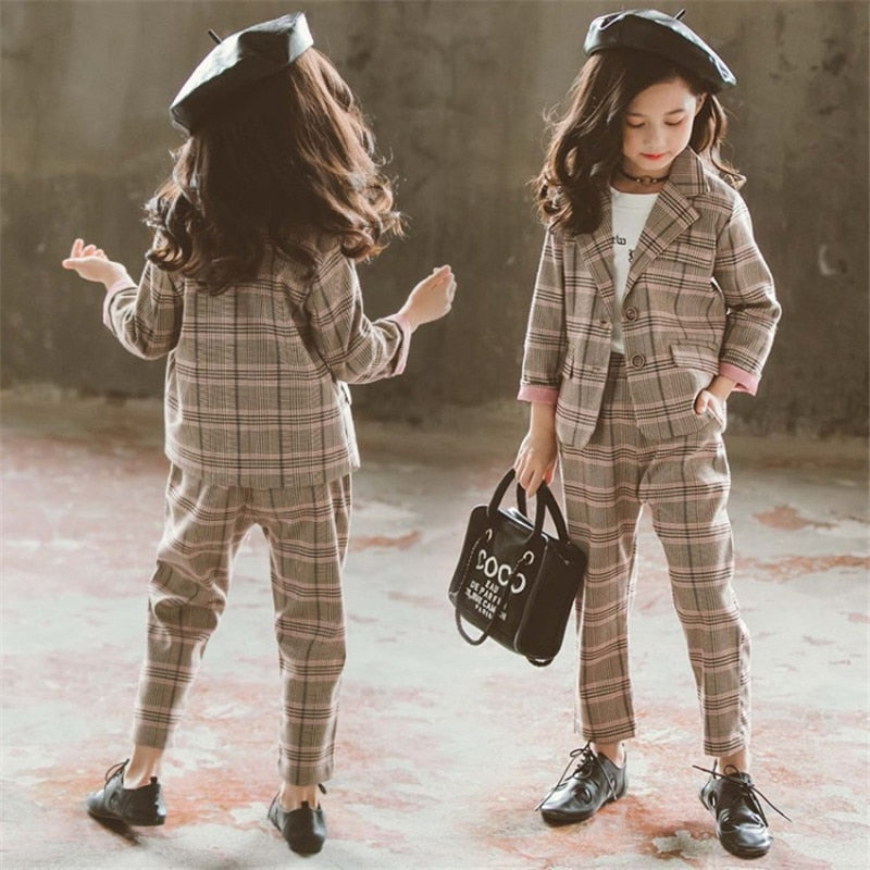 Sherlock 2 Piece Pants Set