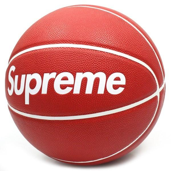 Red Basket Ball