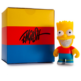 Ron English Simpsons Toy