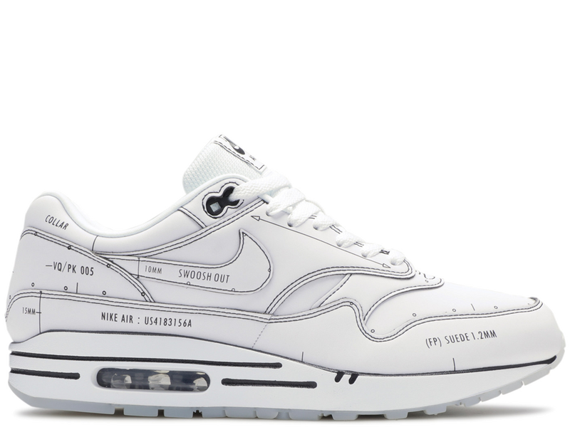 Air Max 1 Tinker Schematic