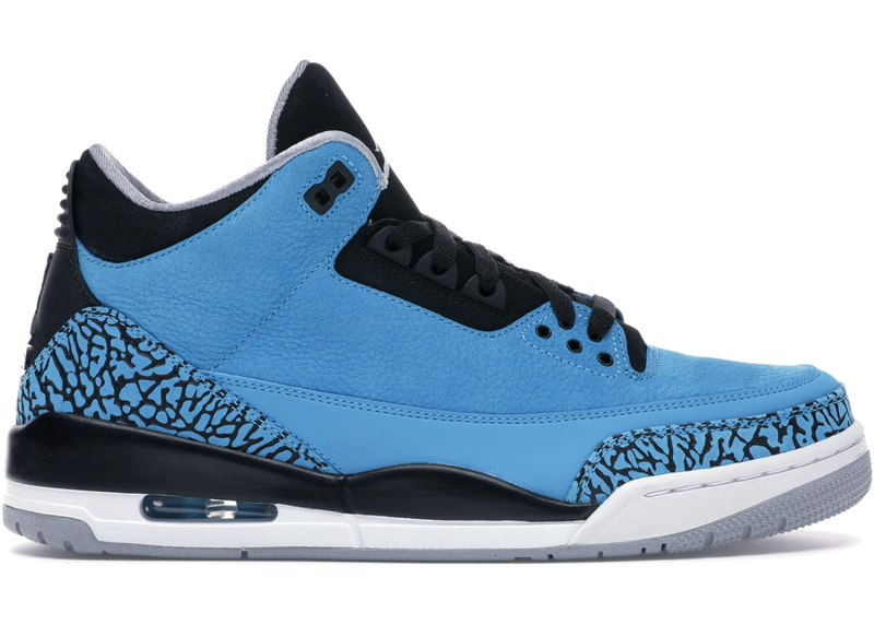 Jordan 3 Retro Powder Blue