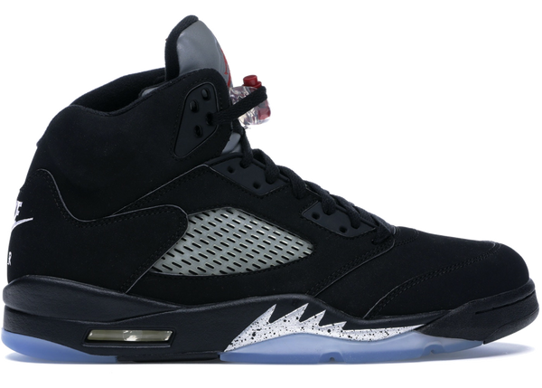 Jordan 5 Retro Black Metallic (2016)