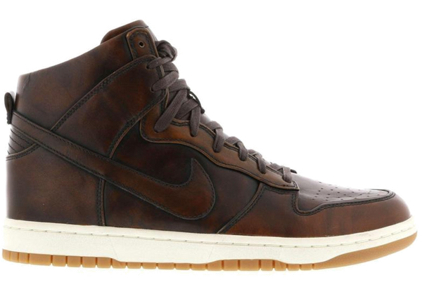 Nike Dunk High Lux Burnished