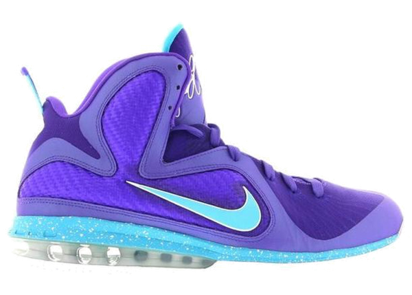 Nike LeBron 9 Summit Lake Hornets