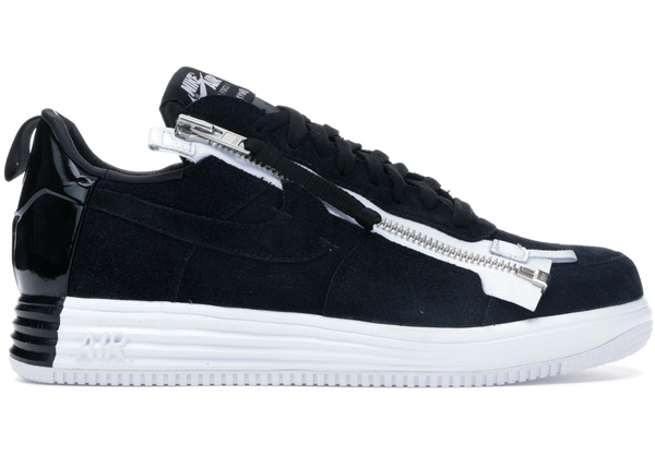 Nike Lunar Force 1 Low Acronym Black White
