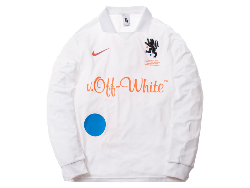 Nikelab x OFF-WHITE Mercurial NRG X FB Jersey White