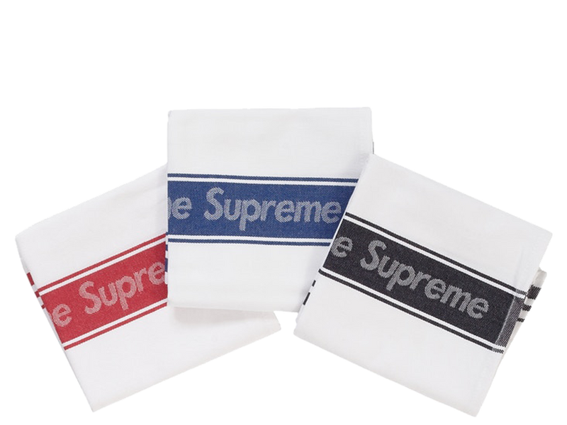 Supreme Dish Towels (Set of 3) Multi