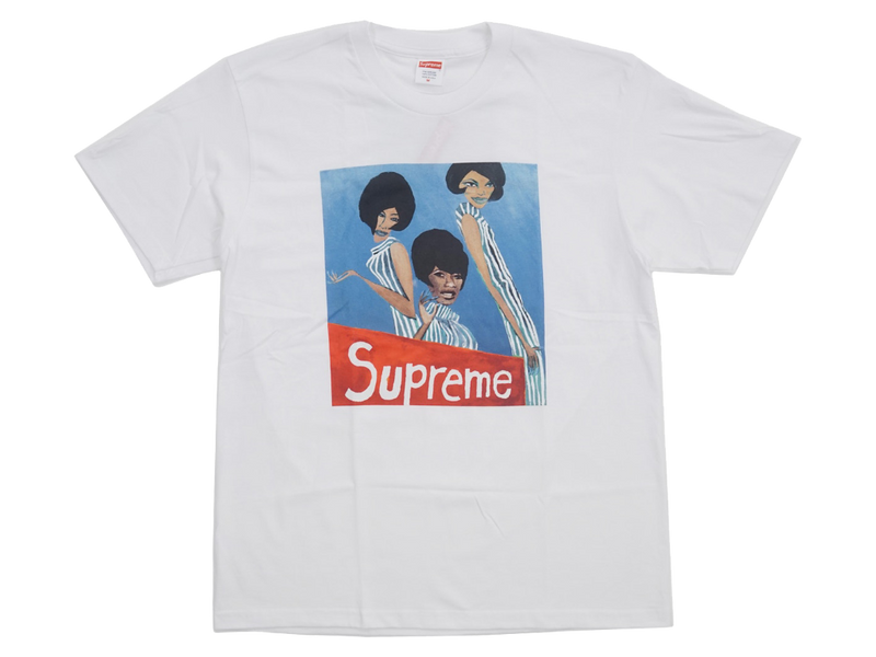 Supreme Group Tee White