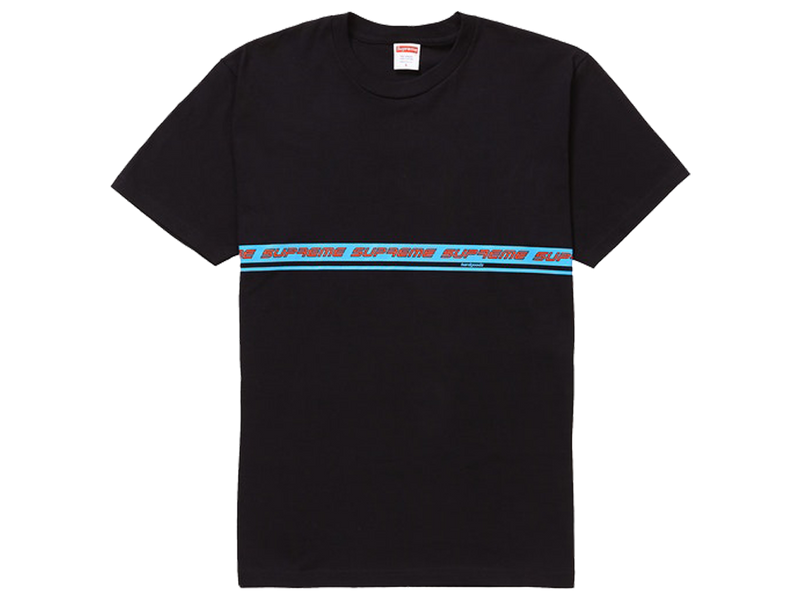 Supreme Hard Goods Tee Black