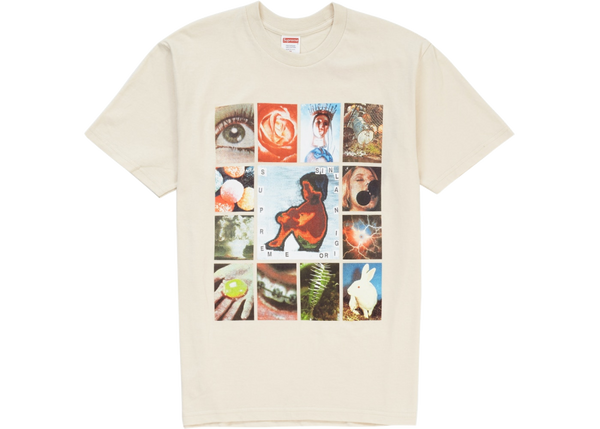 Supreme Original Sin Tee Natural
