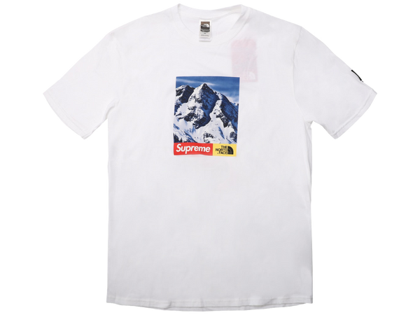 Supreme The North Mountain Tee White