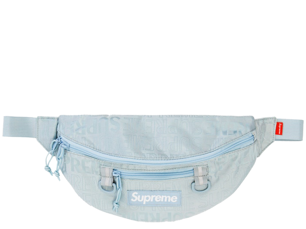 Supreme Waist Bag (SS19) Ice