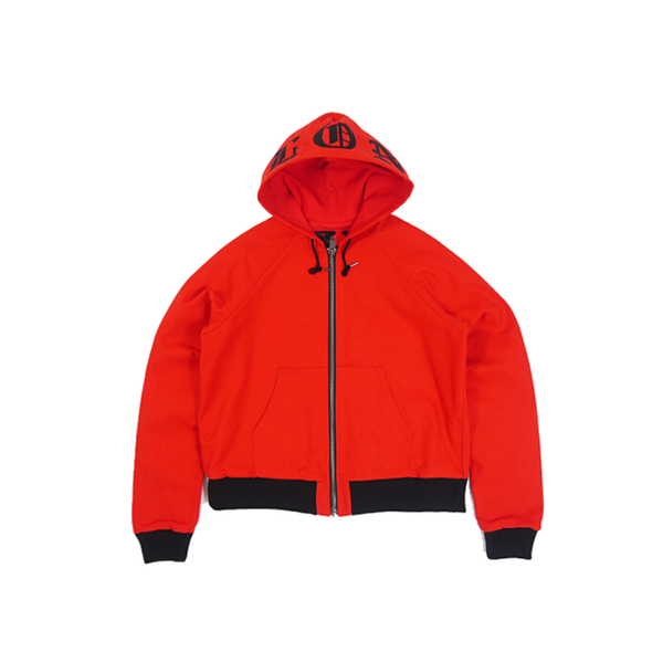 VLONE Canvas Jacket Embroidered Red
