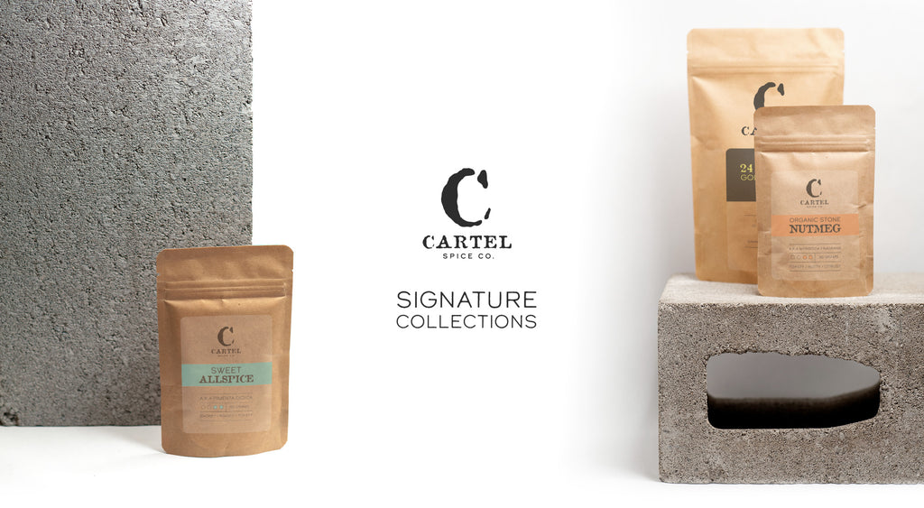 Cartel Spice Co delivers the best spices in Canada — organic, gluten free, vegan, non-gmo, and guaranteed to kick up your dishes