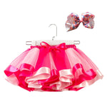 Load image into Gallery viewer, Girls Tutu with Matching Bow