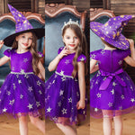 Load image into Gallery viewer, Girls Witch Costume