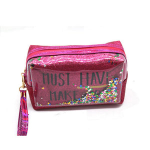 Confetti Makeup Bag