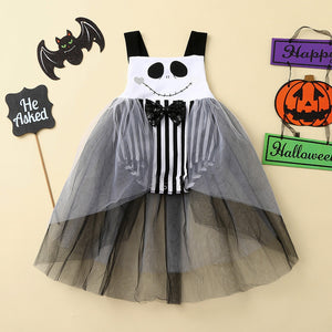 Skeleton Baby Dress