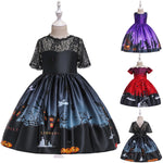Load image into Gallery viewer, Halloween Ball Gown
