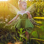 Load image into Gallery viewer, Girls Fairy Costume
