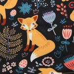 Load image into Gallery viewer, Girls Fox Print Dress