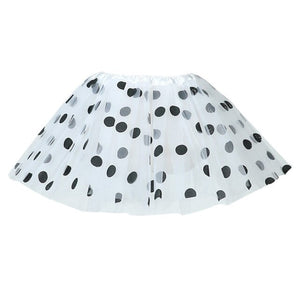 Polka Dot Tutu Skirt