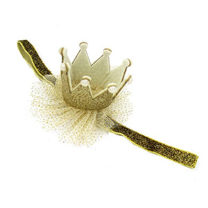 Girls Crown Headband