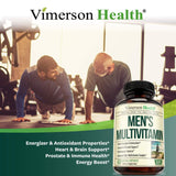Men's Multivitamin Supplement - 60 Capsules