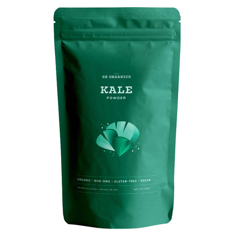 Organics Kale Powder - 8 Ounces